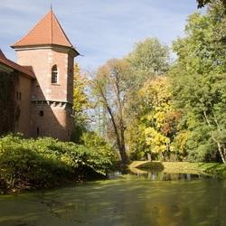 Пазл онлайн: Замок-музей