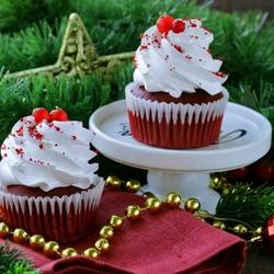 Пазл онлайн: Пирожные