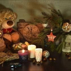 Пазл онлайн: Встречаем Рождество