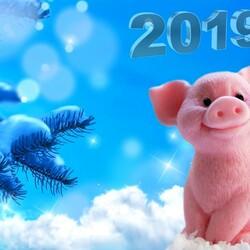 Пазл онлайн: Новый год в пути