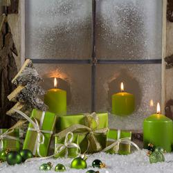 Пазл онлайн: Подарки Деда Мороза