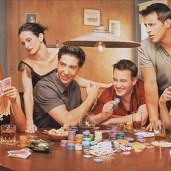 Пазл онлайн: Покер