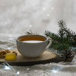 Пазл онлайн: За окном декабрь
