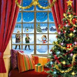 Пазл онлайн: Праздничные дни
