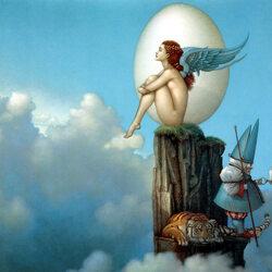 Пазл онлайн: Магия весны