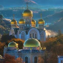 Пазл онлайн: В городе Кисловодске