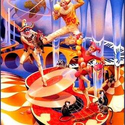 Пазл онлайн: Просто цирк