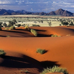 Пазл онлайн: Пустыни Намибии