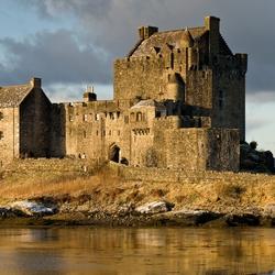Пазл онлайн: Замок Эйлен-Донан. Шотландия