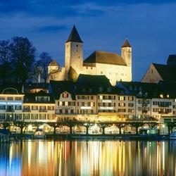 Пазл онлайн: Рапперсвиль. Швейцария