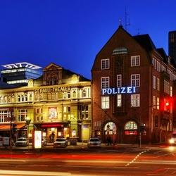 Пазл онлайн: Гамбург, Репербан