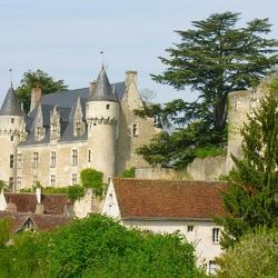 Пазл онлайн: Замок Монтрезор. Франция