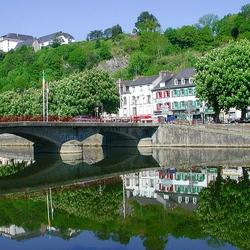 Пазл онлайн: Каштаны Бретани. Франция