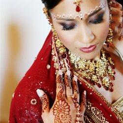Пазл онлайн: Индийская невеста