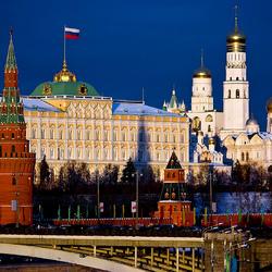 Пазл онлайн: Москва. Россия