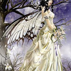 Пазл онлайн: Невеста