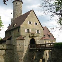 Пазл онлайн: Крепость Альтенбург