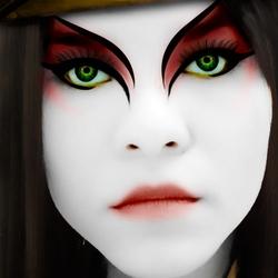 Пазл онлайн: Воин Киоши