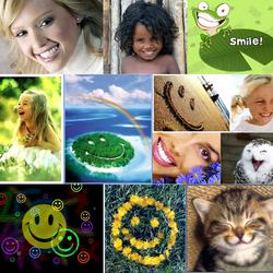Пазл онлайн: От улыбки станет мир светлей