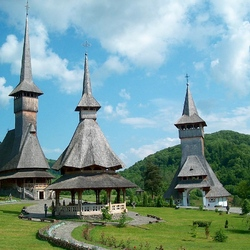 Пазл онлайн: Марамуреш. Румыния