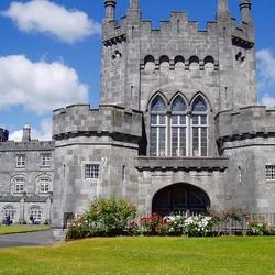 Пазл онлайн: Замок Килкенни. Ирландия