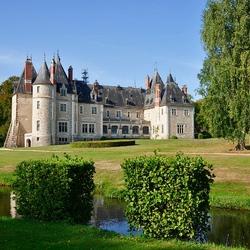 Пазл онлайн: Замок Веррери. Франция