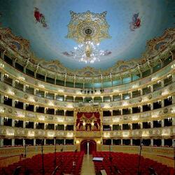 Пазл онлайн: Театр Ла Фениче (Gran Teatro La Fenice), Венеция, Италия