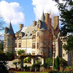 Пазл онлайн: Замок Равале. Франция