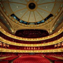 Пазл онлайн: Королевский оперный театр Ковент-Гарден (Royal Opera House Covent Garden), Лондон, Великобритания