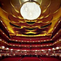 Пазл онлайн: Метрополитен Опера (Metropolitan Opera House), Нью-Йорк, США