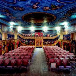 Пазл онлайн: Оперный театр (Amargosa Opera House), Death Valley Junction, Калифорния