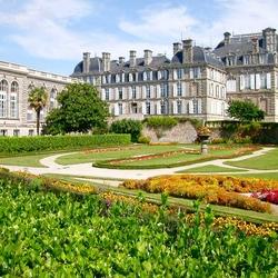 Пазл онлайн: Город Ванн. Франция