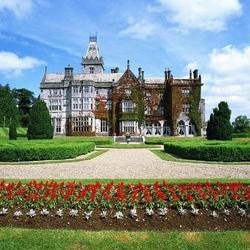 Пазл онлайн: Дворец Адар. Ирландия