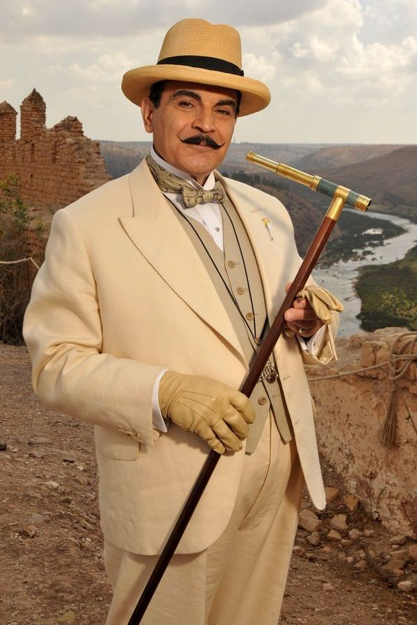 hercule poirot Agatha christie's poirot from england to egypt, accompanied by his elegant and trustworthy sidekicks, the intelligent yet eccentrically-refined belgian detective hercule poirot pits his wits against.
