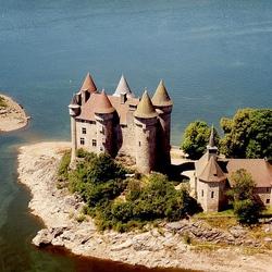 Пазл онлайн: Замок де Валь. Франция