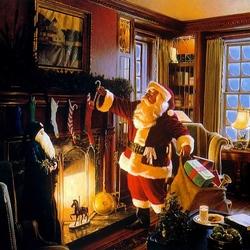 Пазл онлайн: Тайна Рождества