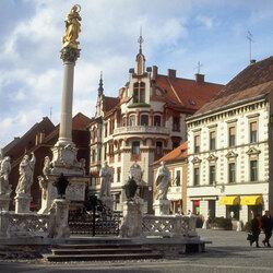 Пазл онлайн: Марибор. Словения