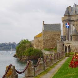 Пазл онлайн: Сен-Мало. Франция