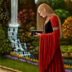 Пазл онлайн: Мой тайный сад