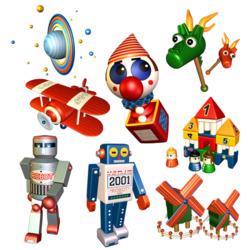 Пазл онлайн: Детские забавы