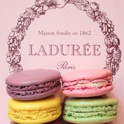 Пазл онлайн: Шесть пирожных от Ladure