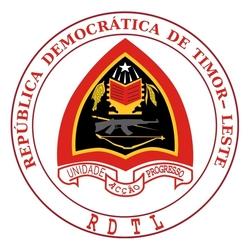 Пазл онлайн: Герб Восточного Тимора