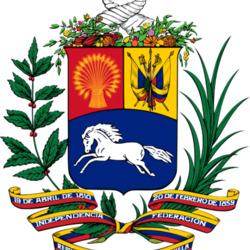 Пазл онлайн: Герб Венесуэлы