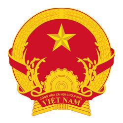 Пазл онлайн: Герб Вьетнама