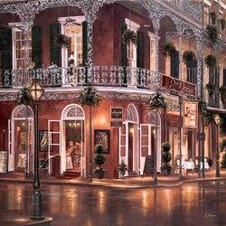 Пазл онлайн: Ажурные балконы