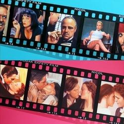 Пазл онлайн: Киноколлаж