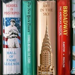 Пазл онлайн: Нью-Йорк. Книги