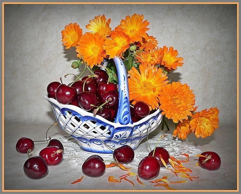 цветочный и фруктовый натюрморт аренде жилья посуточно