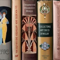 Пазл онлайн: Книги по декорации