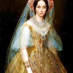 Пазл онлайн: Великая княгиня Мария Александровна